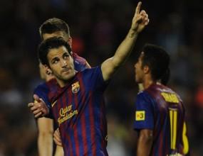 """Барселона изнесе лекция на Наполи и взе трофея """"Жоан Гампер"""" (видео)"""