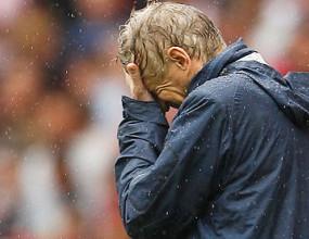Арсен знае, но Арсенал е в умопомрачителна бъркотия