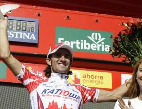 Даниел Морено Фернандес спечели четвъртия етап от обиколката на Испания