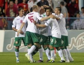 България се срина с още три места в ранглистата на ФИФА