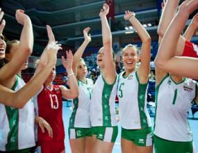 Волейболистките с лагер и контроли във Варна