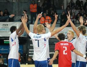 Франция би Гърция с 3:1 в групата на България на Мондиал 2011