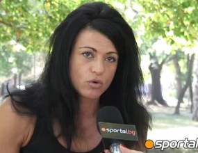 Венелина Венева: Искаме медали, но няма къде да тренираме (ВИДЕО)