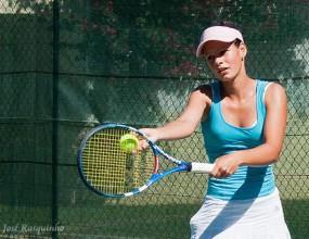 Стаматова се класира за втория кръг, Зафирова на четвъртфинал на двойки