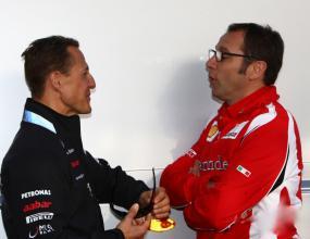 Ферари: Шумахер ще остане завинаги в сърцата ни