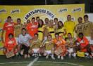 """Вицешампионът """"Рай-Комерс"""" – успешната комбинация на опитни и млади футболисти"""