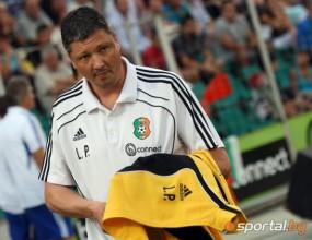 """Любо Пенев напусна Литекс - """"оранжевите"""" представиха новия треньор, изненадата е голяма (видео)"""