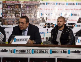 """Пресконференция на WRKO във ВИП прес Родина преди """"Битката за Габрово"""""""