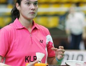 Квалификантка изхвърли Петя Неделчева от турнира по бадминтон в Мюлхайм
