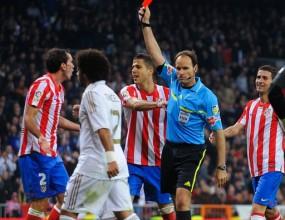 Атлетико най-често накъсва играта