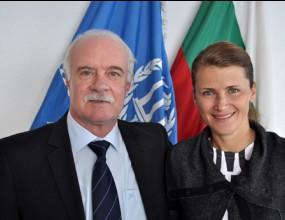 Тереза Маринова ще бъде асистент в НСА