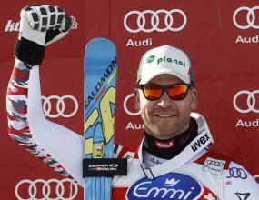 Клаус Крьол спечели спускането в Квитфиел