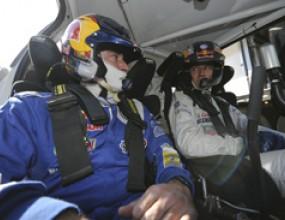 Карлос Сайнц застана зад волана на новото VW Поло R WRC