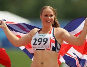 20-годишна британка с рекорд на чук