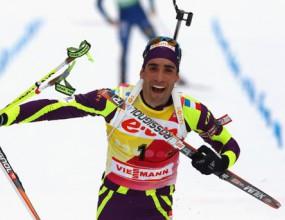 Мартен Фуркад спечели световната титла и в преследването в Руполдинг