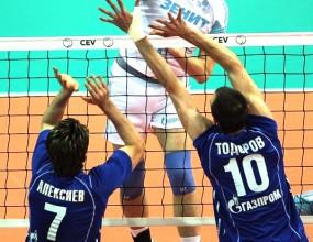 Зенит (Казан) отнесе Газпром-Югра с 3:0 в първия 1/4-финал в Русия (ВИДЕО + ГАЛЕРИЯ)
