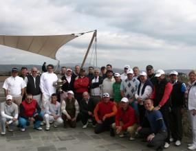 Победа за отбора на секретаря в голф турнира за Купата на президента