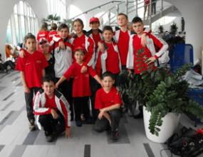 Младост 91 комплексен шампион на Държавното първенство