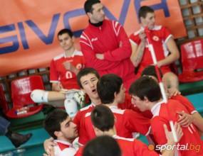 ЦСКА излъга Славия с 3:2 при юношите старша