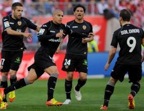 Валенсия се върна към победите с труден успех над Гранада (видео)