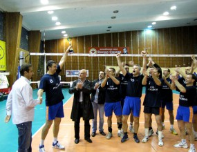 Los Invalidos спечели Купата на Volley Mania след 3:2 над Металиченца (ГАЛЕРИЯ)