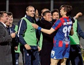 Звездата на Хайдук: Балъков е светлият ни лъч