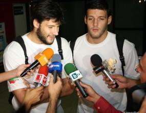 Калоян и Деян Иванови дариха пари за спасяването на Черно море