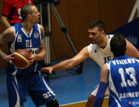Рилски спортист на крачка от 1/4-финалите на Балканската лига