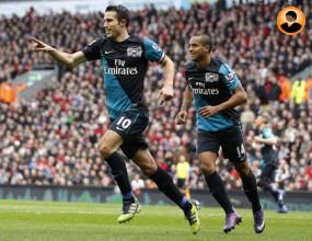 Анализ: Ливърпул 1 - 2 Арсенал