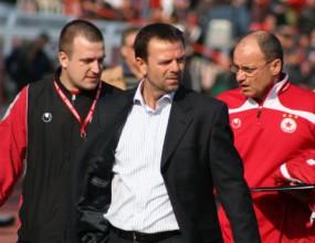 Официално изявление на ЦСКА във връзка с промените в клуба