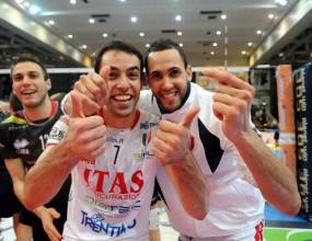 Резултати от 21-ия кръг на италианската волейболна Серия А1