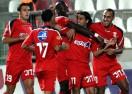 Хазуров избухна с два гола за 5:0 срещу бъдещия шампион на Израел