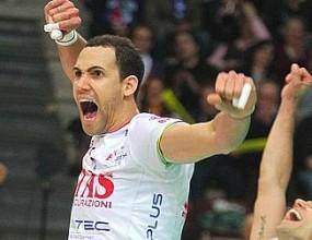 Османи Хуанторена: Тренто е перфектното място да се играе волейбол!