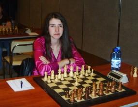 Ива Виденова спечели титлата на държавното по шахмат