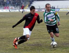 Локо (Пд) изпревари Левски след обрат във Варна (видео)