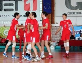 ЦСКА спечели квалификацията в София за юноши старша
