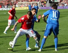 Бандаловски отправи скандални обвинения към съдията на Левски - ЦСКА