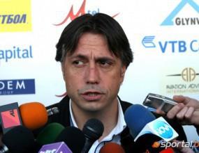 Гонзо бил в съблекалнята на Левски на полувремето срещу ЦСКА