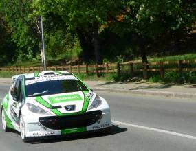 Крум Дончев спечели рали Белград 2012