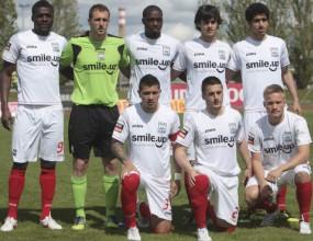 Отбор от елита на Португалия игра само с осем футболисти