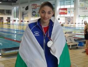 Вангелина Драганова спечели два златни медала на турнир в Солун