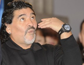 Марадона ще стане почетен гражданин на Неапол