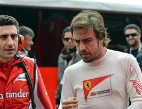 Алонсо: Ферари е почти перфектен отбор