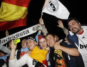 13 контузени след празненствата в Мадрид