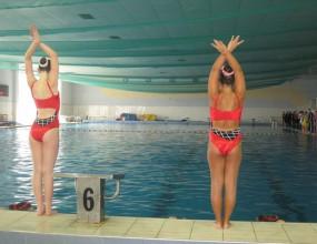 Националките по синхронно плуване не успяха да се класират за световното