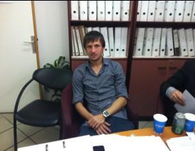 Тасевски: Радвам се, че ще играя в Кирят Шмона