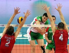САЩ приземи волейболистите с 3:0! България vs. Полша на полуфинал в София (ВИДЕО + ГАЛЕРИЯ)