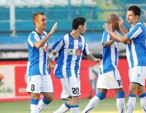 Тони Калво дебютира с гол за Анортозис
