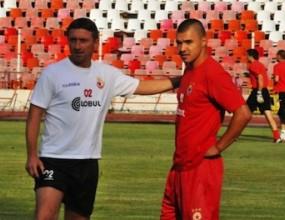Валери може да дебютира за ЦСКА още утре
