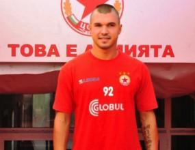 Босът на ЦСКА: Няма да взимаме Божинов